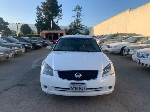 2006 Nissan Altima for sale at Goleta Motors in Goleta CA