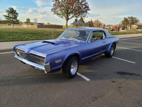 1968 Mercury Cougar for sale at Classic Car Deals in Cadillac MI
