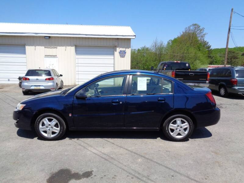 2007 Saturn Ion for sale at On The Road Again Auto Sales in Lake Ariel PA