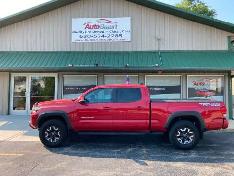 2016 Toyota Tacoma for sale at AutoSmart in Oswego IL