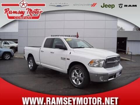 2018 RAM Ram Pickup 1500 for sale at RAMSEY MOTOR CO in Harrison AR