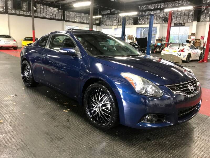 2013 Nissan Altima for sale at Weaver Motorsports Inc in Cary NC
