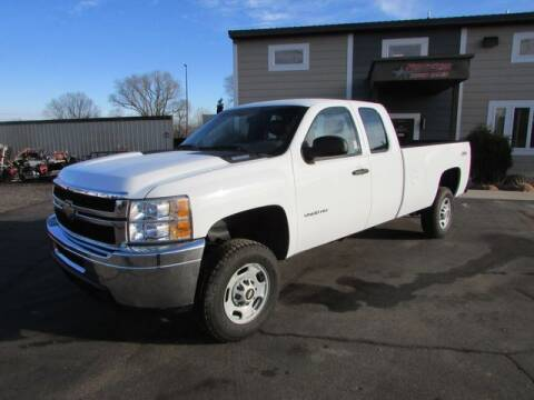 2011 Chevrolet Silverado 2500HD for sale at NorthStar Truck Sales in St Cloud MN