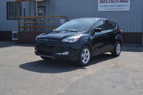 2016 Ford Escape for sale at Dave's Auto Sales in Winthrop MN