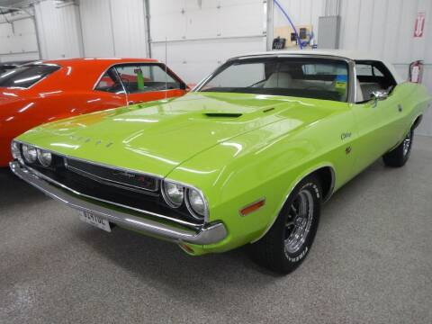 1970 Dodge Challenger for sale at Custom Rods and Muscle in Celina OH