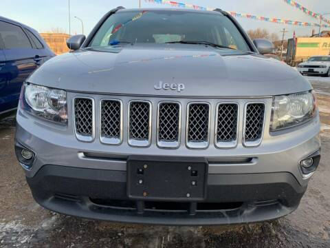 2014 Jeep Compass for sale at Minuteman Auto Sales in Saint Paul MN