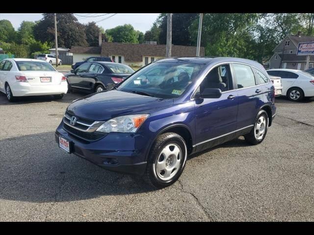 2011 Honda CR-V for sale at Colonial Motors in Mine Hill NJ