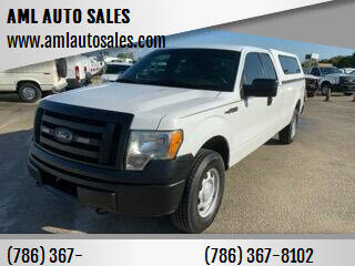 2010 Ford F-150 for sale at AML AUTO SALES - Pick-up Trucks in Opa-Locka FL