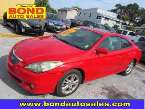 2006 Toyota Camry Solara for sale at Bond Auto Sales in St Petersburg FL