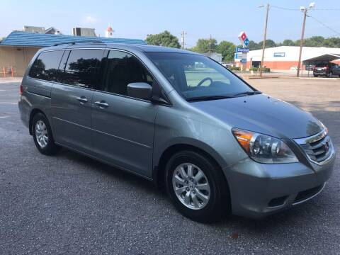 2010 Honda Odyssey for sale at Cherry Motors in Greenville SC
