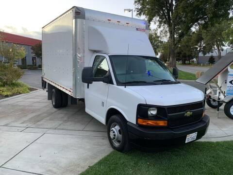 2017 Chevrolet Express Cutaway for sale at Top Motors in San Jose CA