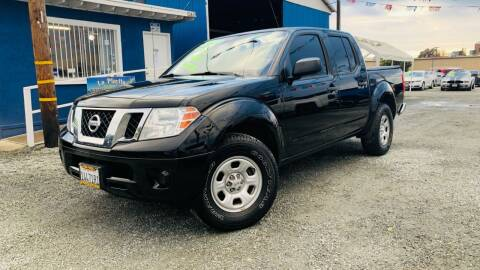 2014 Nissan Frontier for sale at LA PLAYITA AUTO SALES INC - Tulare Lot in Tulare CA