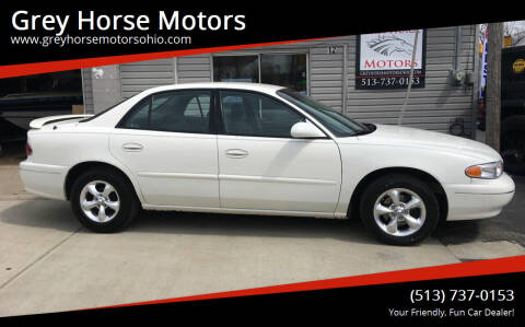 2003 Buick Century for sale at Grey Horse Motors in Hamilton OH