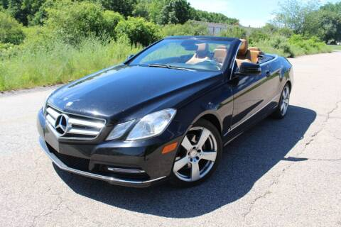 2013 Mercedes-Benz E-Class for sale at Imotobank in Walpole MA