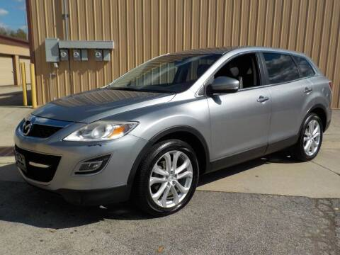 2011 Mazda CX-9 for sale at Automotive Locator- Auto Sales in Groveport OH
