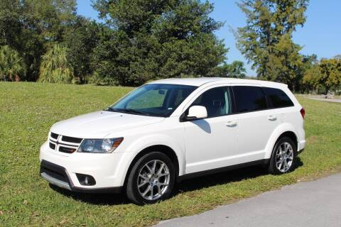 2018 Dodge Journey for sale at CHASE MOTOR in Miami FL