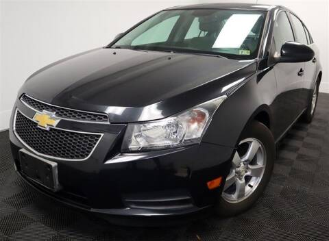 2014 Chevrolet Cruze for sale at CarNova in Stafford VA