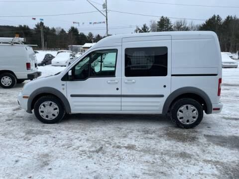 2011 Ford Transit Connect for sale at Upstate Auto Sales Inc. in Pittstown NY