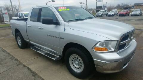 2011 RAM Ram Pickup 1500 for sale at AutoBoss PRE-OWNED SALES in Saint Clairsville OH