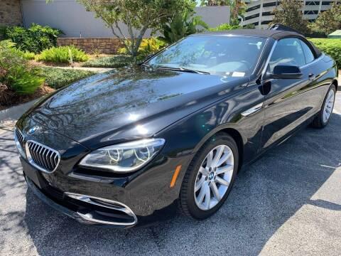 2017 BMW 6 Series for sale at Mirabella Motors in Tampa FL