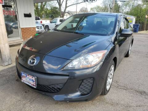 2012 Mazda MAZDA3 for sale at New Wheels in Glendale Heights IL