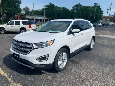 2015 Ford Edge for sale at Brannon Motors Inc in Marshall TX