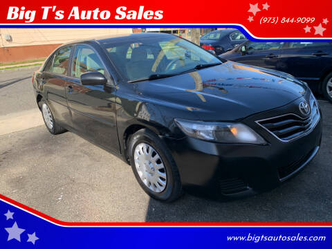 2010 Toyota Camry for sale at Big T's Auto Sales in Belleville NJ