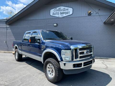 2010 Ford F-250 Super Duty for sale at Collection Auto Import in Charlotte NC