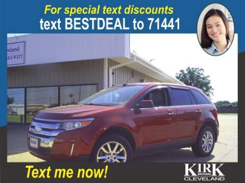 2014 Ford Edge for sale at Kirk Brothers of Cleveland in Cleveland MS