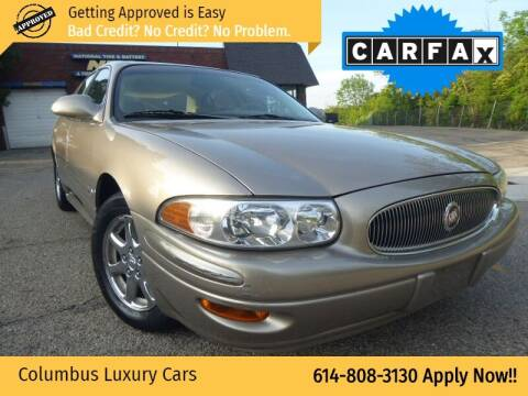 2004 Buick LeSabre for sale at Columbus Luxury Cars in Columbus OH