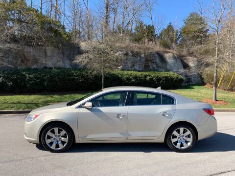 2013 Buick LaCrosse for sale at Ron's Auto Sales (DBA Paul's Trading Station) in Mount Juliet TN