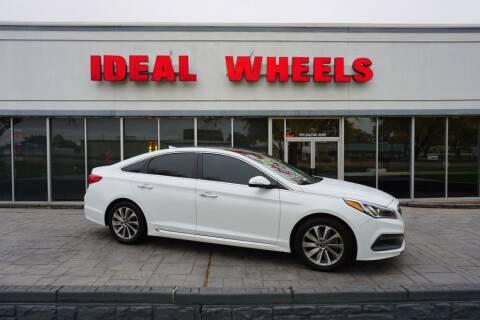 2016 Hyundai Sonata for sale at Ideal Wheels in Sioux City IA