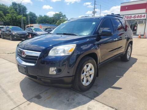 2008 Saturn Outlook for sale at Quallys Auto Sales in Olathe KS