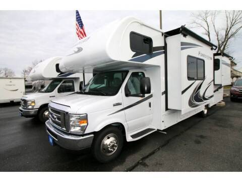 2020 Forest River FORESTER 2861 for sale at CR Garland Auto Sales in Fredericksburg VA
