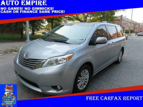 2014 Toyota Sienna for sale at Auto Empire in Brooklyn NY