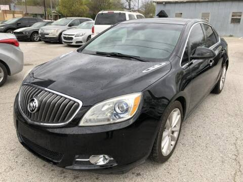 2012 Buick Verano for sale at Pary's Auto Sales in Garland TX