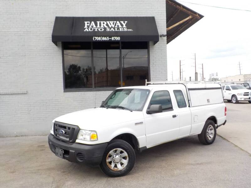 2011 Ford Ranger for sale at FAIRWAY AUTO SALES, INC. in Melrose Park IL