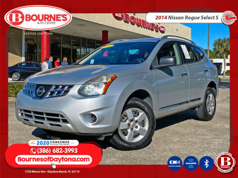 2014 Nissan Rogue Select for sale at Bourne's Auto Center in Daytona Beach FL