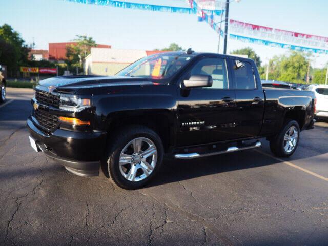 2018 Chevrolet Silverado 1500 for sale in Salem, OH