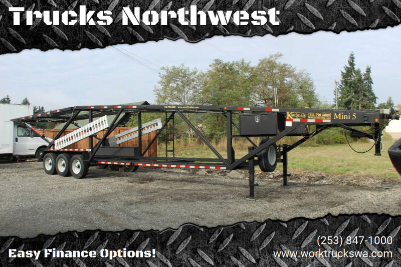 2013 Kaufman MINI 5 for sale at Trucks Northwest in Spanaway WA