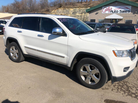 2012 Jeep Grand Cherokee for sale at Gilly's Auto Sales in Rochester MN