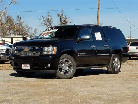 2013 Chevrolet Suburban for sale at Bryans Car Corner in Chickasha OK