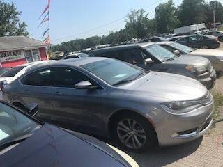 2015 Chrysler 200 for sale at Jakar Auto LLC in Atlanta GA