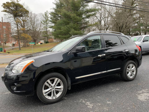 2012 Nissan Rogue for sale at Trax Auto II in Broadway VA