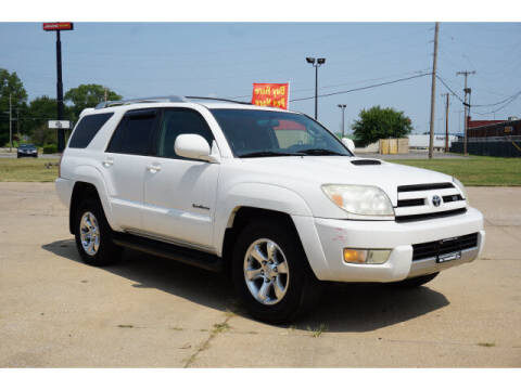 2004 Toyota 4Runner for sale at Autosource in Sand Springs OK
