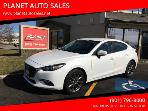 2018 Mazda MAZDA3 for sale at PLANET AUTO SALES in Lindon UT