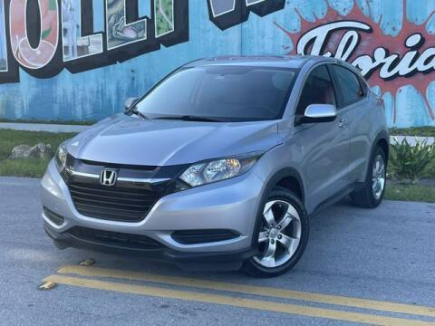 2017 Honda HR-V for sale at Palermo Motors in Hollywood FL