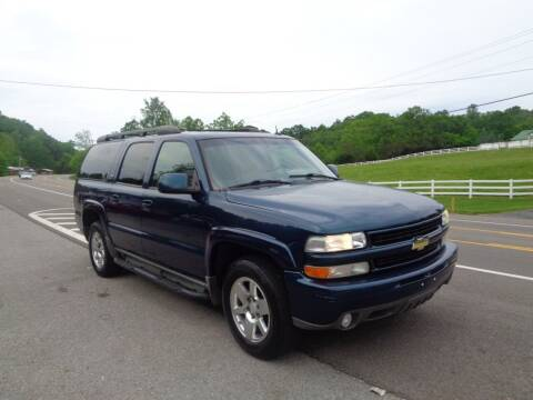 2005 Chevrolet Suburban for sale at Car Depot Auto Sales Inc in Seymour TN
