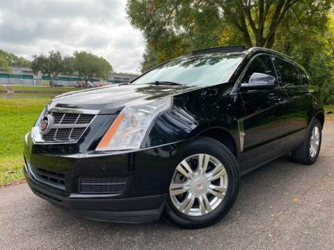 2012 Cadillac SRX for sale at Powerhouse Automotive in Tampa FL