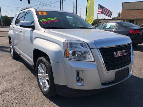 2013 GMC Terrain for sale at Low Price Auto and Truck Sales, LLC in Brooks OR